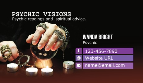 Psychic business cards at gotprint industry shades psychic business cards colourmoves