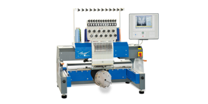 ZSK Sprint Embroidery Machine