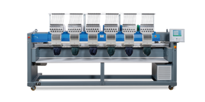 ZSK Racer 6W Embroidery Machine