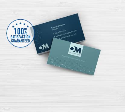 Matte Finish Business Cards At Gotprint Com