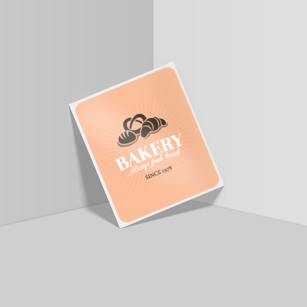 "2.5"" x 3"" Rounded Rectangle"