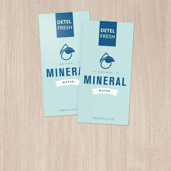 Folded Biz Cards