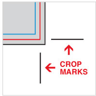 Preparing Files Crop Marks