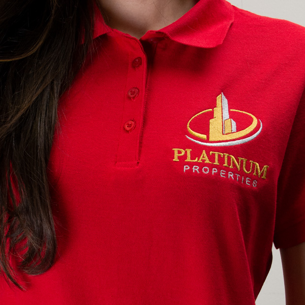 Embroidered & Personalized Polo Shirts at GotPrint.com
