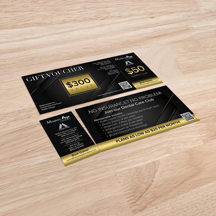 Custom Rip Business Cards Design Services at GotPrint.com