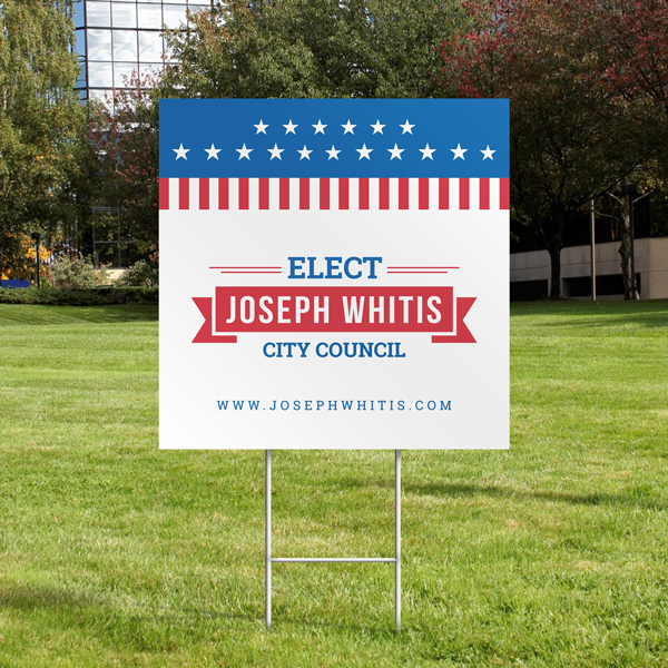Order Custom Yard Signs At Gotprint